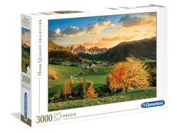 Clementoni puslespel 3000b The Alps 3000 bitar - Clementoni