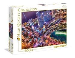 Clementoni puslespel 2000b Las Vegas 2000 bitar - Clementoni