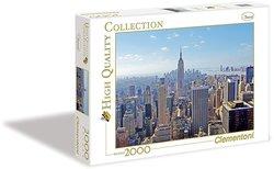 Clementoni puslespel 2000b New York 2000 bitar - Clementoni