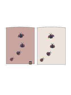 Kattnakken To siders bøff Misty Pink - Kattnakken