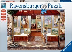 Ravensburger puslespel 3000b Kunstgalleri 3000 bitar - Ravensburger
