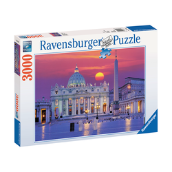 Ravensburger puslespel 3000b St. Peter's Cathedral 3000 bitar - Ravensburger