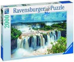 Ravensburger puslespel 2000b Iguazu Waterfalls, Brazil 2000 bitar - Ravensburger