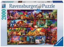 Ravensburger puslespel 2000b World of Books 2000 bitar - Ravensburger