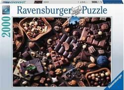 Ravensburger puslespel 2000b Chocolate Paradise 2000 bitar - Ravensburger