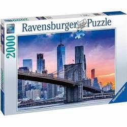 Ravensburger puslespel 2000b New York Skyline 2000 bitar - Ravensburger
