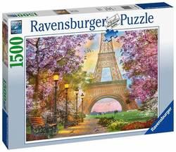 Ravensburger puslespel 1500b Paris Romance 1500 bitar - Ravensburger