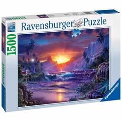Ravensburger puslespel 1500b Sunrise in Pradise 1500 bitar - Ravensburger