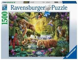 Ravensburger puslespel 1500b Tigre 1500 bitar - Ravensburger