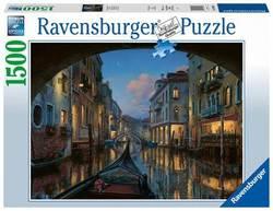 Ravensburger puslespel 1500b Venetian Dreams 1500 bitar - Ravensburger