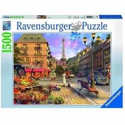 Ravensburger puslespel 1500b Vintage Paris 1500 bitar - Ravensburger