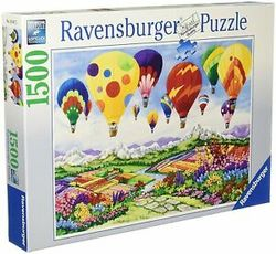 Ravensburger puslespel 1500b Spring is in the Air 1500 bitar - Ravensburger