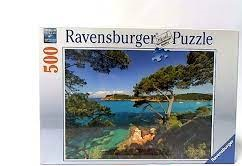 Ravensburger Puslespel 500b Beautiful View 500 bitar - Ravensburger