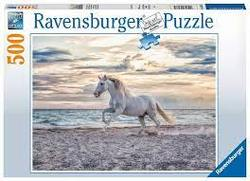 Ravensburger Puslespel 500b Evening Gallop 500 bitar - Ravensburger