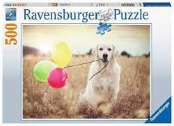 Ravensburger Puslespel 500b Balloon Party 500 bitar - Ravensburger