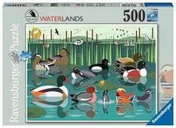 Ravensburger Puslespel 500b I Like Birds 500 bitar - Ravensburger