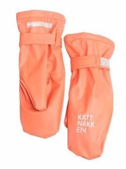 Kattnakken regnvottar vaksen Orange Love - Kattnakken