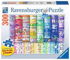 Ravensburger Puslespel 300b XL Washi Wishes 300 bitar XL - Ravensburger