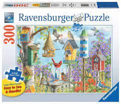 Ravensburger Puslespel 300b XL Home Tweet Home 300 bitar XL - Ravensburger