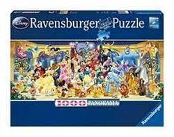 Ravensburger Puslespel 1000b Disney Group Photo 1000 bitar - Ravensburger