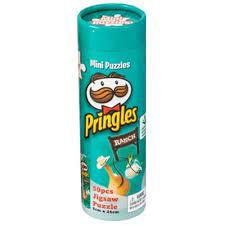 YWOW Puslespel 50b Pringles Ranch - YWOW