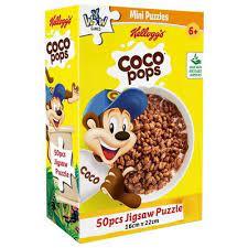 YWOW Puslespel 50b Kelloggs Coco Pops - YWOW