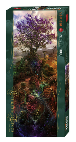 Heye Fantasy Vertical Enigma Trees Magnesium Tree 1000b 1000 bitar - Heye