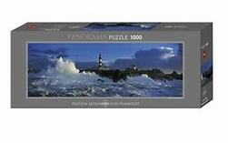 Heye Panorama Lighthouse Le Crèac'h 1000b 1000 bitar - Heye