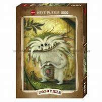 Heye Art Zozoville Veggie 1000b 1000 bitar - Heye