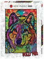 Heye Art Jolly Pets Wolf's Soul 1000b 1000 bitar - Heye