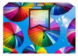 Color Me Happy Umbrellas 1000b 1000 bitar - 1conzept