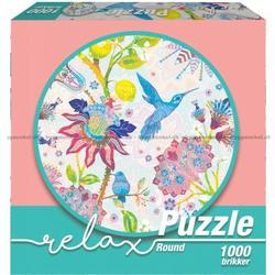 Relax Hummingbirds 1000b 1000 bitar - 1conzept
