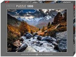 Heye Photo Mountain Stream 1000b 1000 bitar - Heye