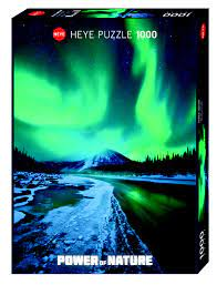 Heye Power of Nature, Northern Lights 1000 bitar - Heye