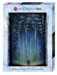 Heye Inner Mystic, Forest Cathedral 1000b 1000 bitar - Heye
