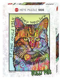 Heye Jolly Pets, If Cats Could Talk 1000b 1000 bitar - Heye