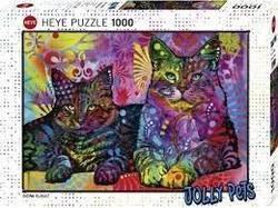 Heye Jolly Pets Devoted 2 Cats 1000b 1000 bitar - Heye