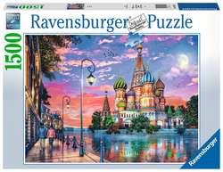 Ravensburger puslespel Moskva 1500 bitar - Ravensburger