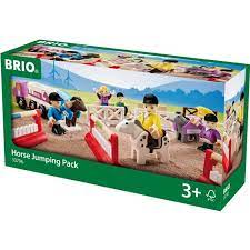 BRIO Horse Jumping Pack 33796 Leiker - Leiker