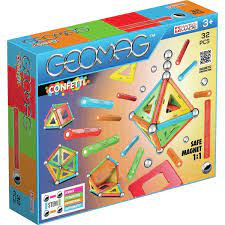 Geomag Confetti 32pcs Confetti - Leiker