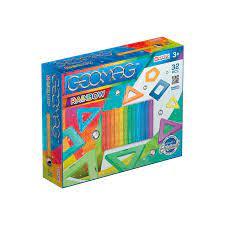 Geomag Rainbow 32pcs Rainbow - Leiker