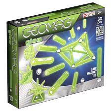 Geomag Glow 30pcs Glow - Leiker