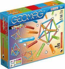 Geomag Confetti 35pcs Confetti - Leiker