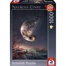 Puslespel Schmidt 1000 Whispered Dream 1000 bitar - Schmidt