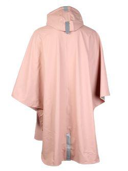 Kattnakken regnponcho vaksen Misty Pink - Kattnakken