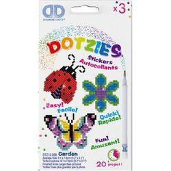 Diamond Dotz, Garden klistremerker Garden Klistremerker - Diamond Dotz