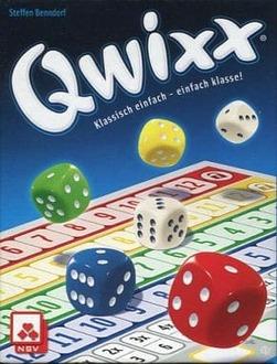 Qwixx Brettspel - Brettspel