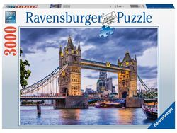 Ravensburger puslespel 3000b London 3000b - Ravensburger