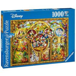 Ravensburger puslespel 1000b De beste fra Disney 1000 bitar - Ravensburger