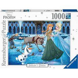 Ravensburger puslespel 1000b Frost - Anna og Elsa 1000 bitar - Ravensburger